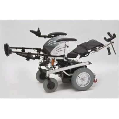 Αναπηρικό Αμαξίδιο Ηλεκτροκίνητο με Προσκέφαλο AC-71B