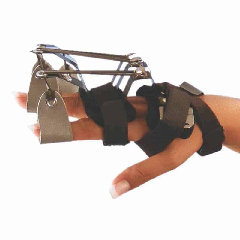 Δυναμικός Νάρθηκας Έκτασης Μετακαρποφαλλαγγικών Αρθρώσεων με Έλεγχο Έκτασης Δακτύλων Ortholand 10