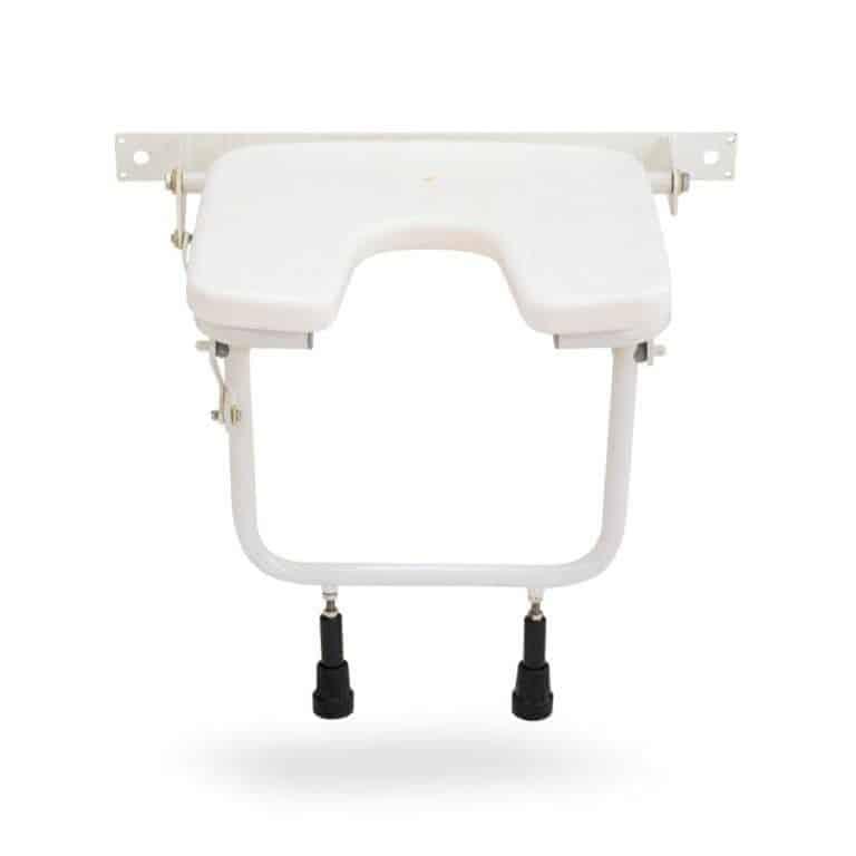 Κάθισμα-Καρέκλα Μπάνιου Επιτοίχιο