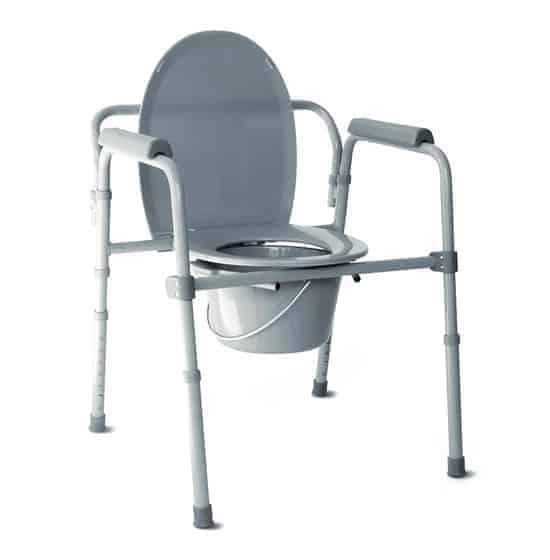 καρέκλα τουαλέτας wc πτυσσόμενη 09-2-116