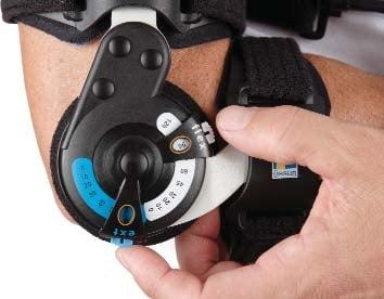 τηλεσκοπικός λειτουργικός νάρθηκας αγκώνος innovator-x