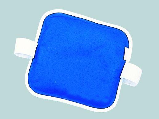 Υφασμάτινο Επίθεμα Κρυο-Θερμο Θεραπείας με Iμάντες 15 x 15 cm SP/7215