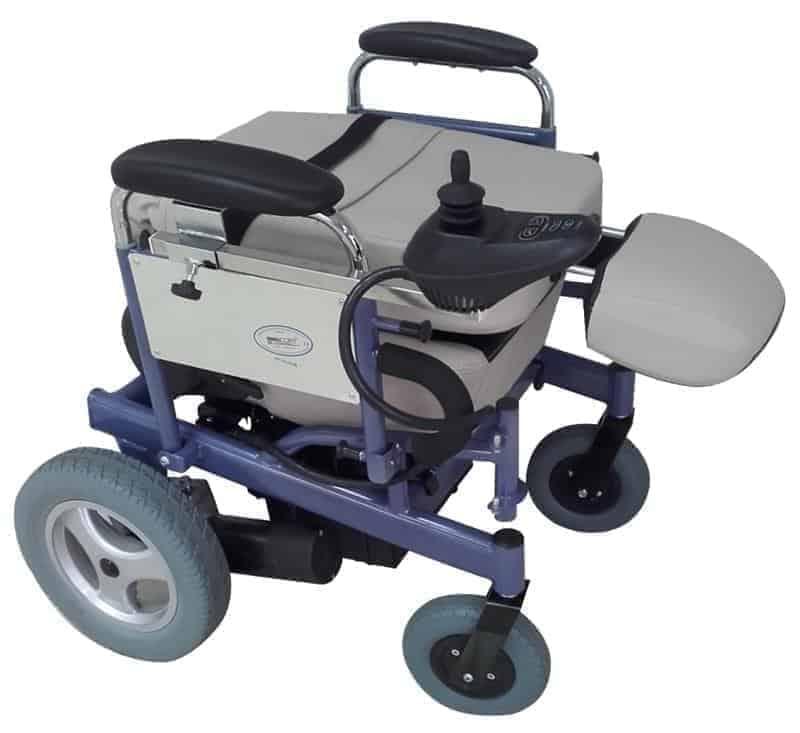 ηλεκτροκίνητο αναπηρικό αμαξίδιο ενισχυμένο reclining comfort 0809242