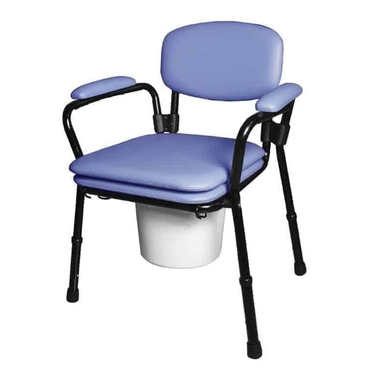 Κάθισμα-Καρέκλα Τουαλέτας με Επένδυση