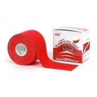 Επίδεσμος Tape Κινησιοθεραπείας Nasara 5cm x 5m Μπεζ