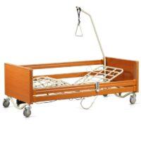 Ηλεκτρικά Ορθοπεδικά Κρεβάτια Ξύλινα V COMFORT