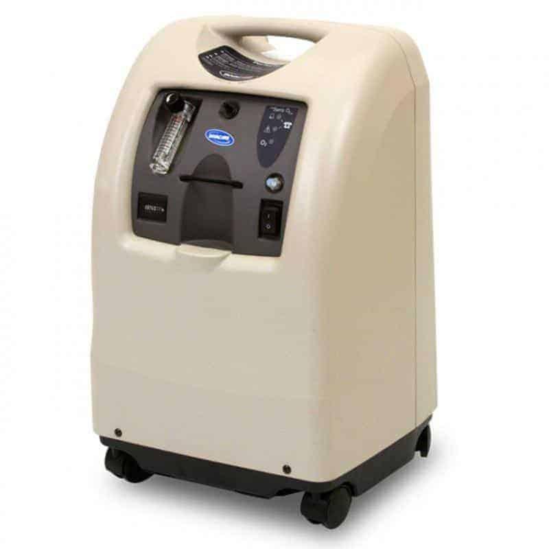 συμπυκνωτής οξυγόνου invacare 5 λίτρων perfecto2