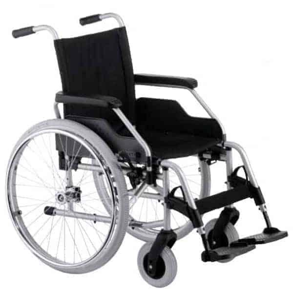 Αναπηρικό Αμαξίδιο Budget II 9050