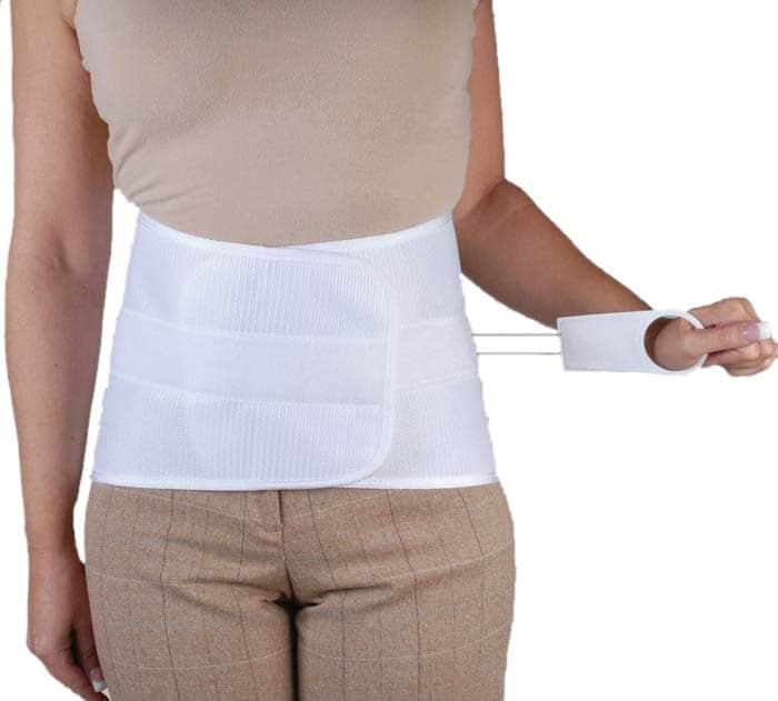 ζώνη ελαστική οσφύος με σύστημα σταθεροποίησης cybertech mac corset