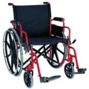 Αναπηρικό Αμαξίδιο για Υπέρβαρους 0808527