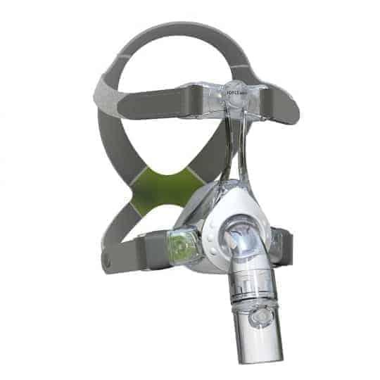 Ρινική Μάσκα Μεταξωτής Σιλικόνης JOYCE ONE