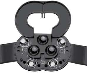 τηλεσκοπικός μηροκνημικός νάρθηκας oik/rom kneε telescopic cool