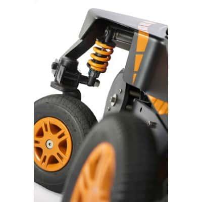 Αμαξίδιο Ηλεκτροκίνητο Ανάβασης Σκάλας TopChair-S
