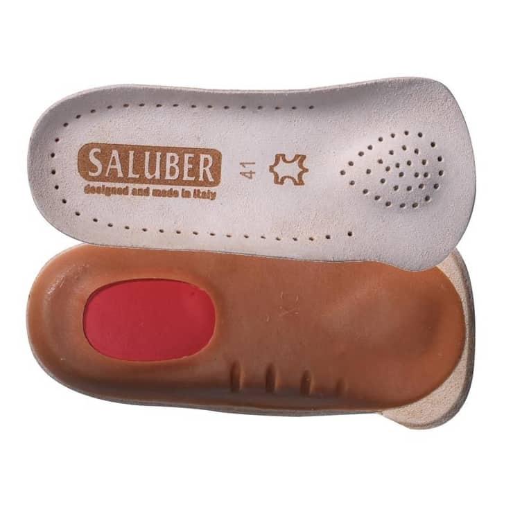 πάτος δερμάτινος πάχους 2mm 3/4 saluber