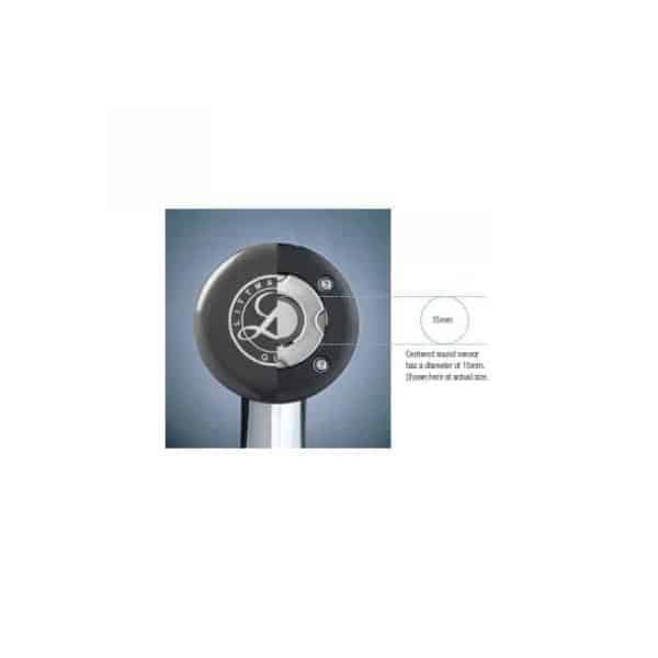 Στηθοσκόπιο Littmann Electronic 3200 με Bluetooth Black