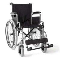 Αναπηρικό Αμαξίδιο με Αφαιρούμενα Πλαϊνά & Υποπόδια - VITA - 09-2-063