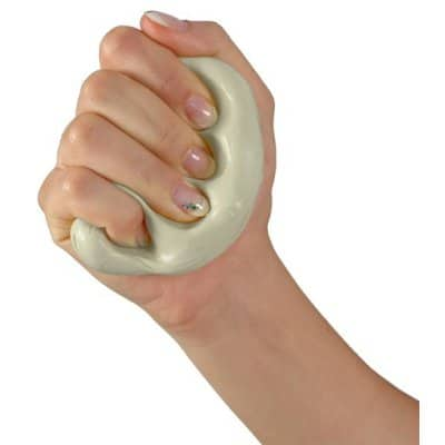 εύπλαστο υλικό ασκήσεων χεριών-δακτύλων theraflex putty msd
