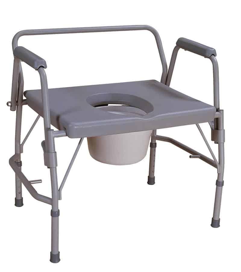 Κάθισμα Τουαλέτας Βαρέως Τύπου MobiakCare 0808524