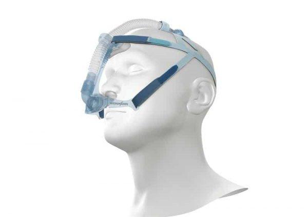 ρινική μάσκα σιλικόνης weinmann np 15