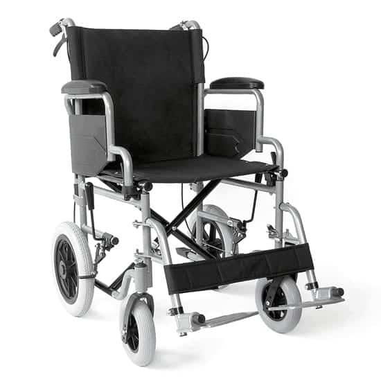 Αναπηρικό Αμαξίδιο Μεταφοράς Attendant Brakes με Φρένα Συνοδού VITA 09-2-135