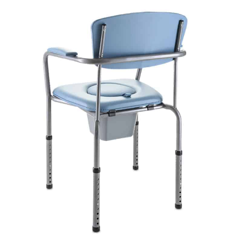 κάθισμα τουαλέτας h440 omega eco invacare