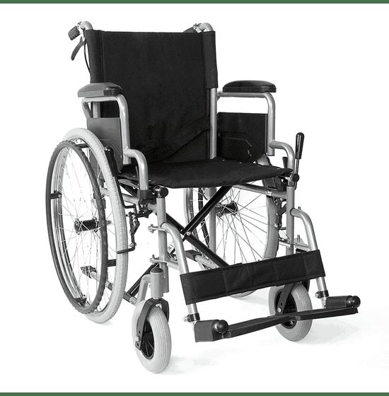 αναπηρικό αμαξίδιο 09-2-094 συμπαγείς τροχοί