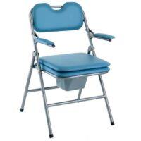 Καρέκλα Τουαλέτας Πτυσσόμενη Omega Η407 Invacare