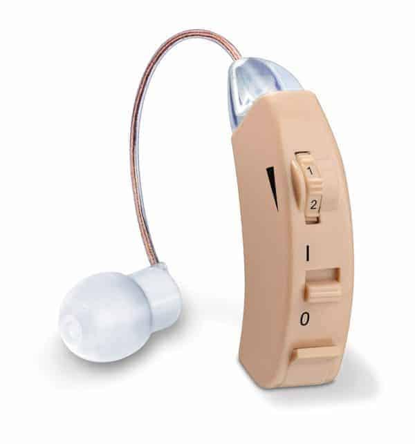 συσκευή ενίσχυσης ακοής beurer ha50