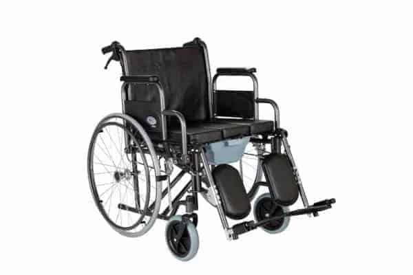 αναπηρικό αμαξίδιο με δοχείο βαρέως τύπου 0808367