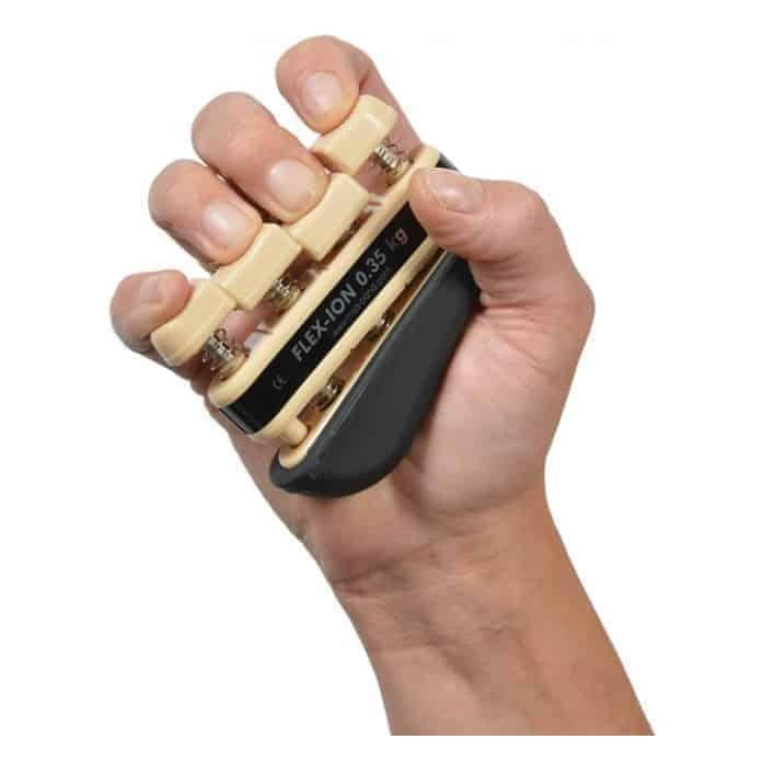 Γυμναστής Δακτύλων MANUS FLEX-ION Ώχρα (2x Μαλακό) AC-3180