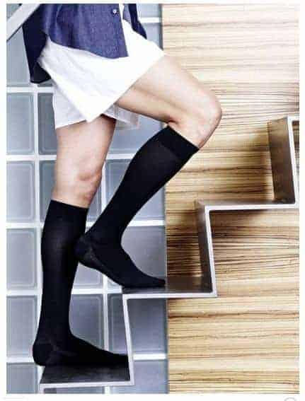 Κάλτσα Ανδρική Διαβαθμισμένης Συμπίεσης 12-18mm Hg Inneo Sigvaris