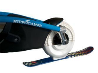 Αμαξιδιο Θαλασσης Πλωτο & Παντος Εδαφους Hippocampe