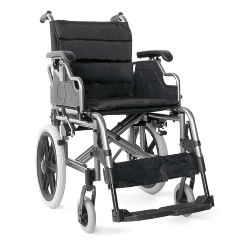 αναπηρικό αμαξίδιο αλουμινίου transit 09-2-033