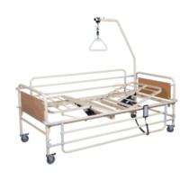 Πολυσπαστο Ηλεκτρικο Νοσοκομειακο Μεταλλικο Κρεβατι KN 200 H