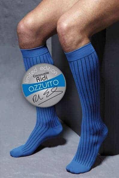 Ελαστική Κάλτσα Διαβαθμισμένης Συμπίεσης Κάτω Γονάτος 18-21mm Hg