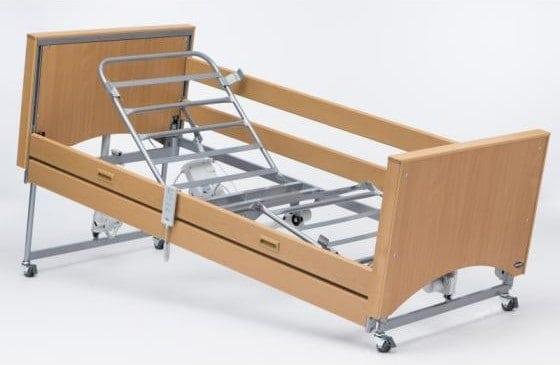 """ηλεκτρικό νοσοκομειακό κρεβάτι """"famille medley ergo"""""""