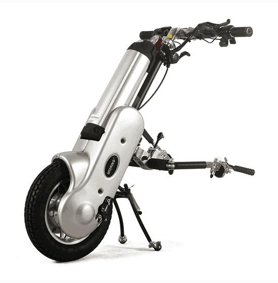 Wheelchair Trailer Q1-12 Vita 09-2-174