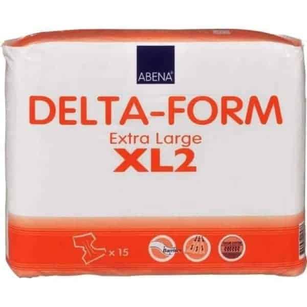 πάνες ημέρας xl2 delta form 15τμχ