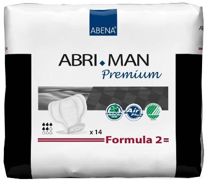 Σερβιέτες Ακράτειας Αντρών Formula 2 ABRIMAN 14τμχ