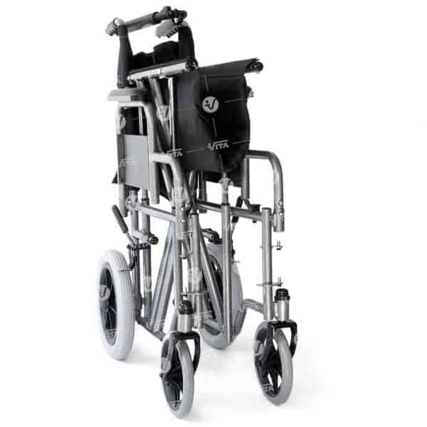 Αναπηρικό αμαξίδιο Bariatric Steel 60cm 09-2-106