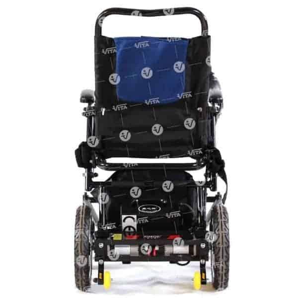 ηλεκτρoκίνητο αμαξίδιο mobility power chair 'vt61023-16' vita 09-2-180