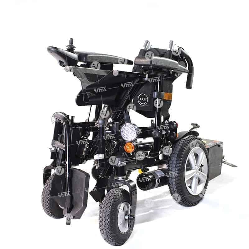Ηλεκτρoκίνητο Αμαξίδιο Mobility Power Chair 'VT61032' Vita 09-2-151