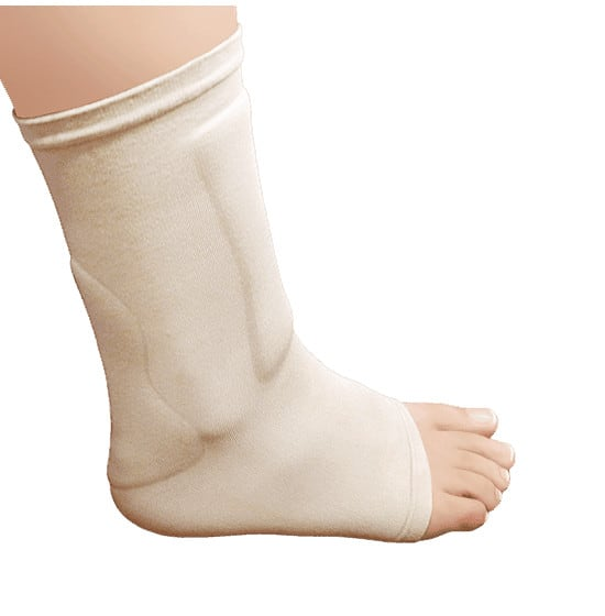 Κάλτσα Κνήμης-Αχίλλειου με Επίθεμα GEL 07-2-034