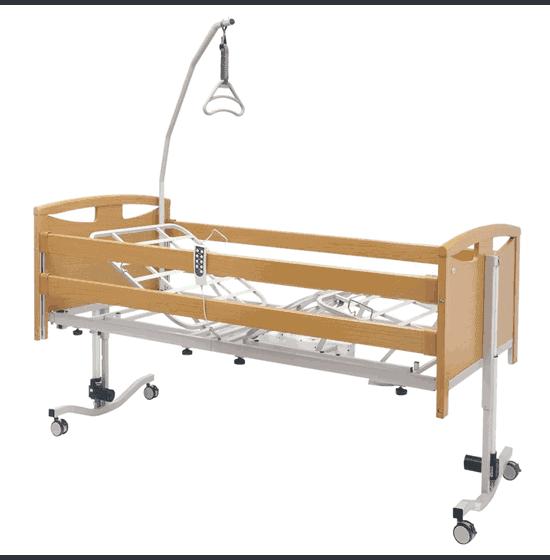 κρεβατι νοσοκομειακο ηλεκτρικο v-metwood