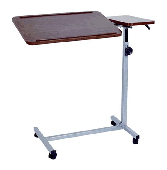 Τραπέζι Κλίνης Τροχήλατο Διπλό 10-2-022