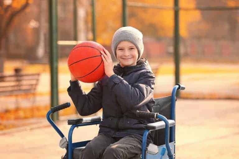 5 δραστηριότητες για το παιδί σε αναπηρικό αμαξίδιο