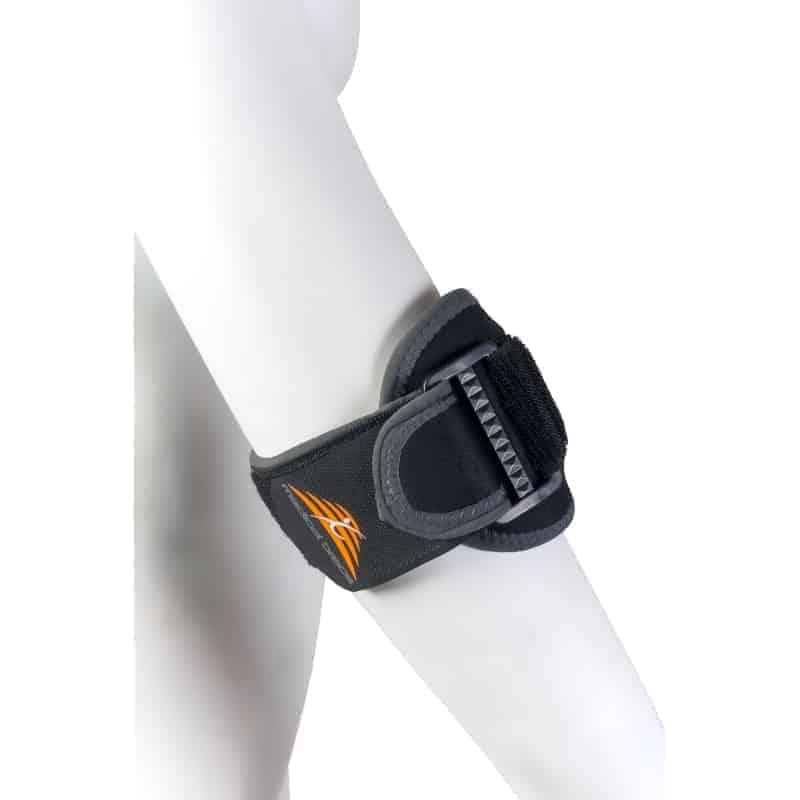 περιαγκώνιο neoprene double lock με σιλικόνη μβ.2303 (tennis elbow)