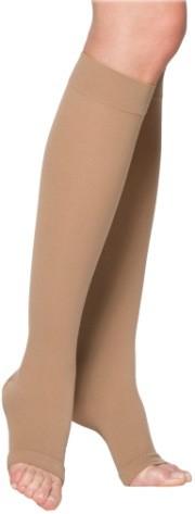 Κάλτσα κάτω γόνατος Sigvaris Cotton CL2 (22-36mm Hg)