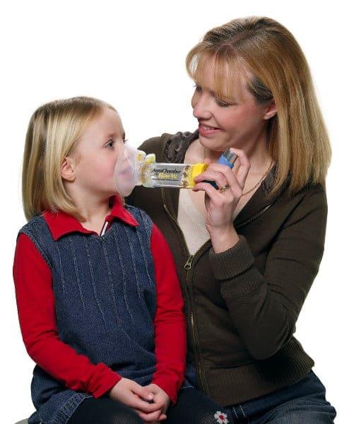 aerochamber plus παιδικός αντιστατικός αεροθάλαμος με δείκτη εισπνοών flow-vu