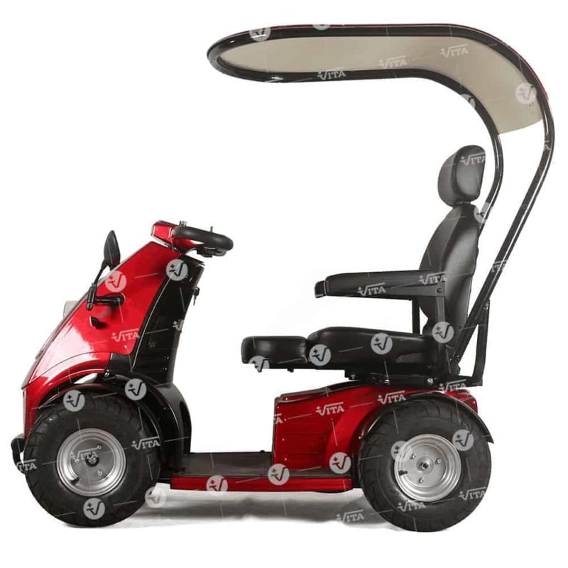 Mobility Scooter Iron Man
